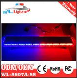 3watt barra chiara d'avvertimento Emergency ambrata della polizia LED