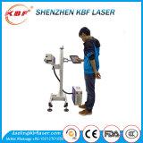 20W 30W 50W 100W Tabla láser de fibra Máquina de la marca de precio