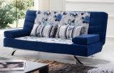 方法ファブリック鋼鉄足のソファーの家具(HX-SL031)