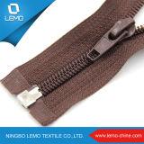 # 5 Zíperes de bobina de nylon de extremidade aberta, 5 # Zíper de separação de nylon