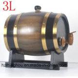 Дешевый Handmade бочонок сосенки бочонка вина вискиа деревянный для сбывания