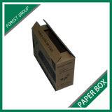 Rectángulo de empaquetado del cartón de la cartulina vegetal de la granja (FP200100)