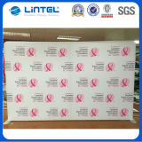 Étalage de mur portatif de dos de tissu
