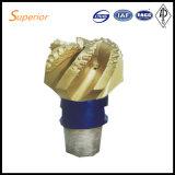 12 1/я '' битов воды газовое маслоо стального тела IADC S222 бита PDC Drilling