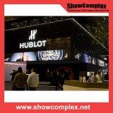 Dünnes farbenreiches Miete LED-Bildschirmanzeige-Innenpanel für Ereignisse