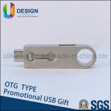 DIY OTG 로고 USB 저속한 펜 드라이브