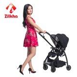 Carro de bebê portátil da redução da vibração da paisagem elevada