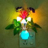 Luz Luz-Operada suporte da noite da ilusão da tomada da resposta