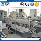 De Extruder van pvc de Machine van de Draad van de Kabel van 65 mm/de Kegel TweelingMachine van Extrudig van Korrels Extruder/PVC
