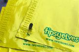 Rekupereerbare HDPE OEM drukte PolyZak/de Plastic Zak van de Verpakking af