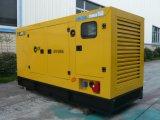 Precios diesel con el nuevo pabellón diseñado, motores de los conjuntos de generador de Sielnt de Weifang