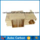 sostenedor de cepillo de carbón 10X25 para el cepillo de carbón del generador de viento
