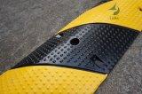 黄色及び黒いカラー交通安全(LB-J04)のためのゴム製騒音ストリップ