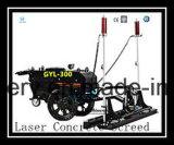 Hydre-Piloter le laïus concret Gyl-300, machine de mise à niveau concrète de laser