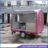 Caminhão móvel do alimento do projeto profissional (SHJ-MFS250W)