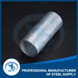 Prezzo giusto per il tubo d'acciaio senza giunte del cappotto dello zinco di trasporto della conduttura
