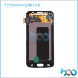 Первоначально экран касания LCD мобильного телефона для края Samsung S6 плюс