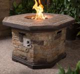 インチ煉瓦デザインの屋外LPのガス火ピット表が付いている火ピット36