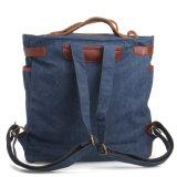 Sacchetto dello zaino della spalla della borsa della tela di canapa di affari (RS-7859B)