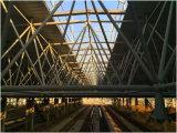 광저우 지하철을%s Structual 강철 강철 Truss