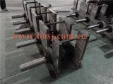 Rodillo Telecom de la bandeja de cable del metal que forma el fabricante México de la máquina de la producción