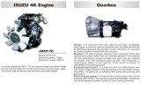 Isuzu 600p Refrigerator Truck (QL5070XLCHKXR)