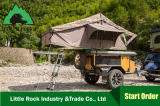 Auto-Dach-Oberseite-Zelt mit seitlichen Markisen