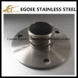 Balustrade d'acier inoxydable/ajustage de précision de balustre/couverture embase