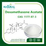 Dexamethasone de Laagste Prijs van uitstekende kwaliteit van de Acetaat 1177-87-3