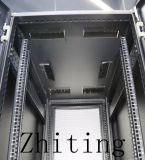 Cercos do gabinete da rede do server da série de um Zt HS de 19 polegadas com estrutura resistente do terremoto