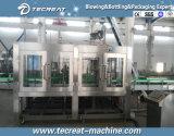 Автоматическая жидкостная машина завалки воды 3 in-1