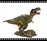 Fiberglas-Dinosaurier-Dekoration für Partei