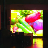 Het perfecte Binnen LEIDENE van de Kleur van het Effect van de Visie Volledige Scherm van de Vertoning 4mm