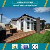 좋은 품질 빛 강철 구조물 별장 Prefabricated 집 호화스러운 현대 집