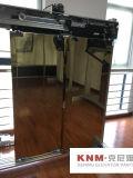 Los paneles de la Cara-Apertura 2 que aterrizan el dispositivo de la puerta
