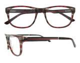 Vidros do olho do frame dos vidros do acetato da forma do preço de fábrica óticos