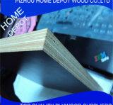 La película impermeable del pegamento 18m m hizo frente a la madera contrachapada con precio bajo