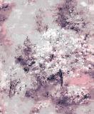 Fabricante impermeable del papel pintado del vinilo del PVC de la decoración casera
