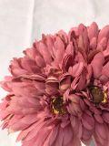 Decorazione di seta africana della casa del fiore del fiore artificiale del fiore di cerimonia nuziale del fiore del crisantemo