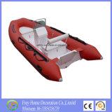De Leverancier van China voor Boot van Ce van 4.2m de Stijve Opblaasbare