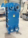 Titanio de la placa Ss304 Ss316 del cambiador de calor de la placa de Funke Fp50 Fp60 Fp80