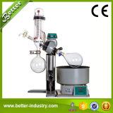 Equipo rotativo de evaporador digital para uso en laboratorio