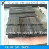 レーザーの切断の炭素鋼のSqureの管