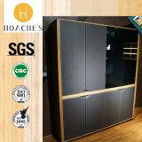 Cabinete de archivo de madera del diseño contemporáneo 2017 (C6)