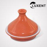 La plus défunte couleur neuve Bakeware de porcelaine de la Chine avec le couvercle