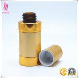 황금 알루미늄 병 화장품 포장