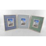 Blocco per grafici marino della foto fatto di legno per la decorazione domestica