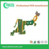 PCB гибкого трубопровода конструкции Customed разнослоистый
