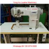Corte automático automatizado usado del rodillo de Postbed y máquina de coser reversa
