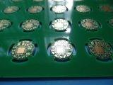 Módulo barato del IR de la máscara de la soldadura del verde del oro de la inmersión del PWB del PWB de 2 capas